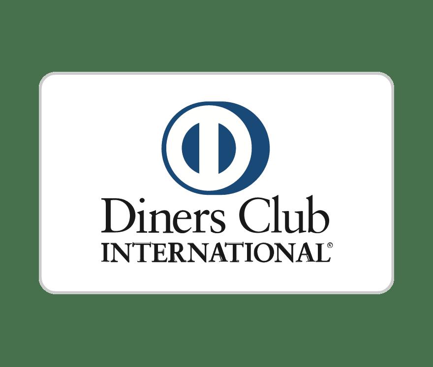 Top 2 Diners Club International Live Casinos
