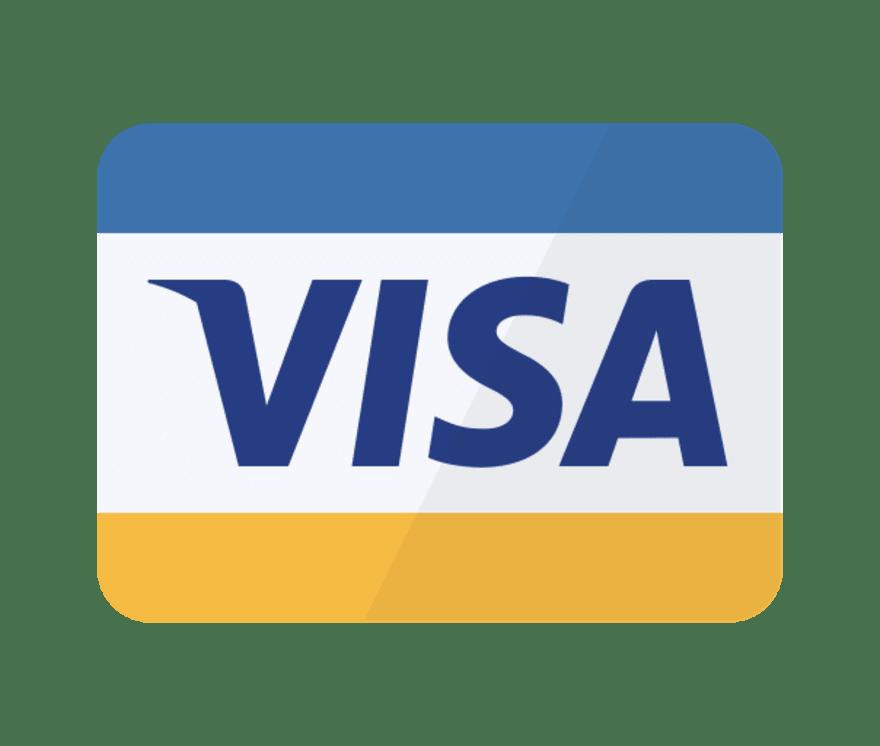 Top 35 Visa Live Casinos 2021