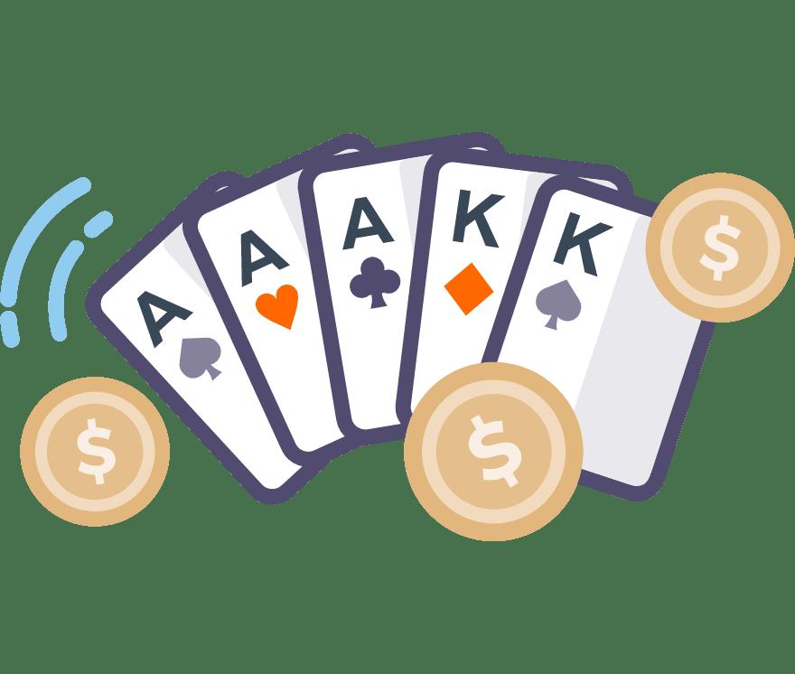 Best 21 Poker Live Casino in 2021