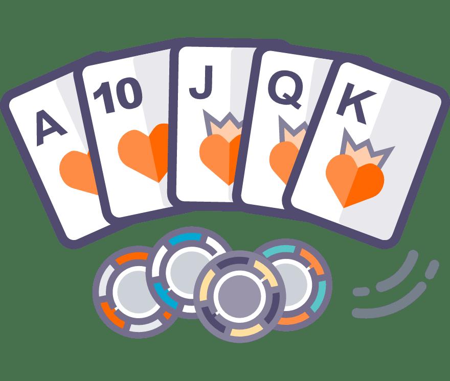 Best 11 Texas Holdem Live Casino in 2021
